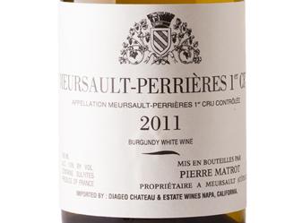 2011 P. Matrot Meursault-Perrières