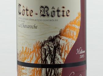 2013 Levet Cote Rotie La Chavaroche