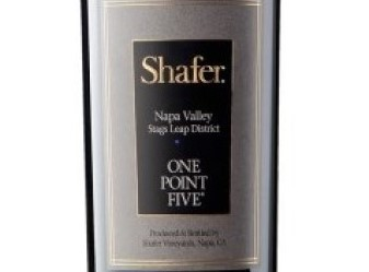 2016 Shafer 'One Point Five'