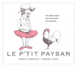 2018 Le P'tit Paysan Rosé