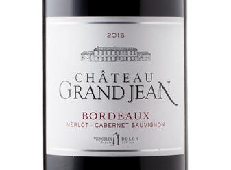 2015 Château Grand Jean Rouge