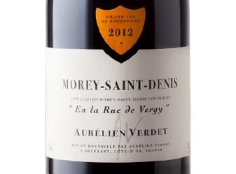 2012 Verdet Morey-Saint-Denis