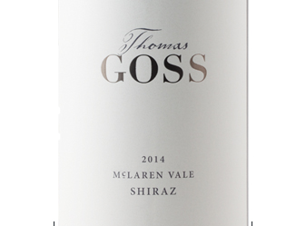 2014 Thomas Goss Shiraz