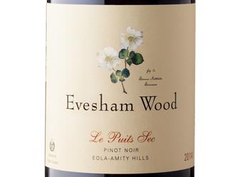 2014 Evesham Wood Pinot Noir