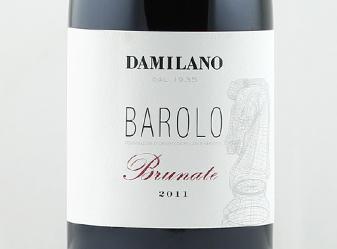2011 Damilano Barolo Brunate Cru
