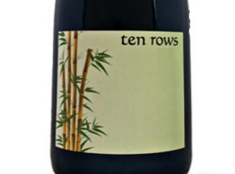 2016 Ten Rows Pinot Noir