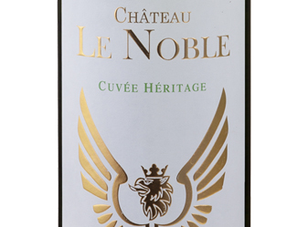 2016 Château Le Noble Heritage