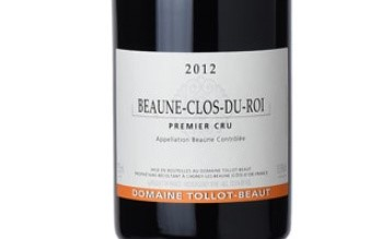 2012 Domaine Tollot-Beaut Clos du Roi