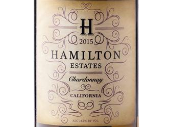 2015 Hamilton Chardonnay