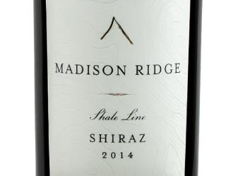2014 Madison Ridge Shiraz