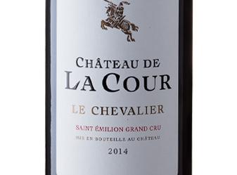 2014 Château de la Cour Le Chevalier