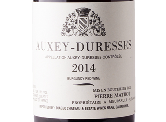 2014 P. Matrot Auxey-Duresses Rouge