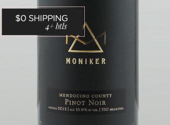 2012 Moniker Pinot Noir