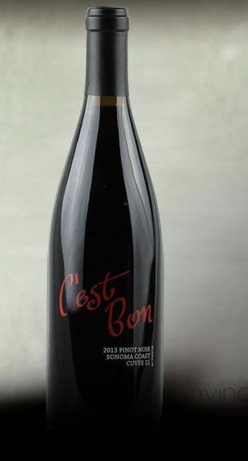 2013 C'est Bon Pinot Noir