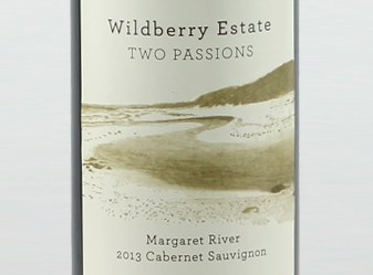 2013 Wildberry Estate Cab Sauvignon