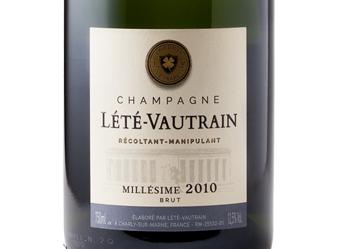 2010 Ch. Lété-Vautrain Millésime Brut