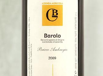 2009 Bruna Grimaldi Barolo