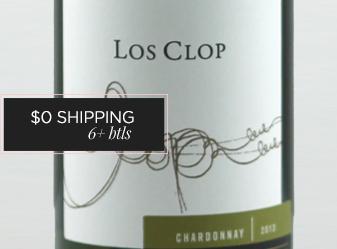 2013 Los Clop Chardonnay