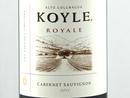 2010 Koyle Royale Cabernet Sauvignon
