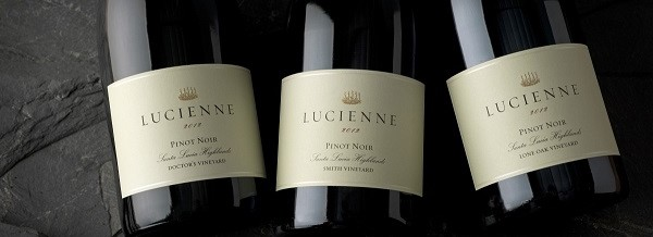 2016 LUCIENNE 'SMITH' PINOT NOIR