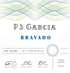 2016 PS Garcia 'Bravado'