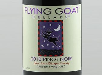 2010 Flying Goat Pinot Noir
