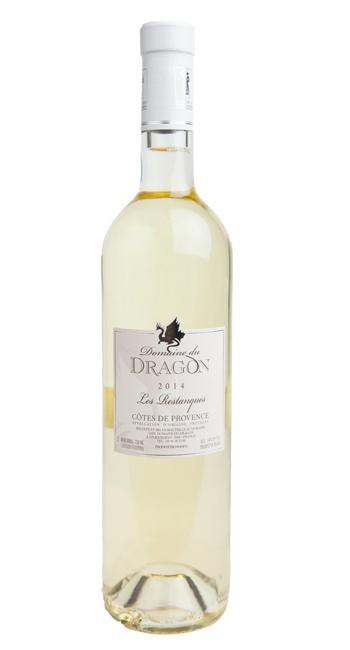 2014 Domaine de Dragon Blanc