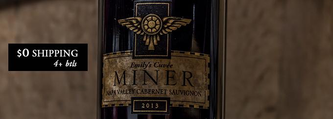 2013 Miner Cabernet Sauvignon