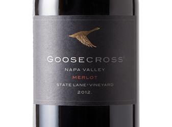 2012 Goosecross Estate Merlot