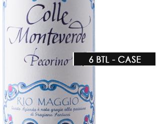 2013 Rio Maggio Pecorino 375ml ½ Case