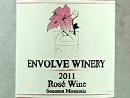 2011 Envolve Sonoma Mountain Rosé