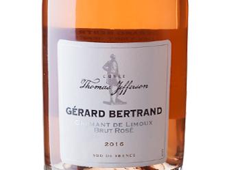 2016 Gerard Bertrand Brut Rosé