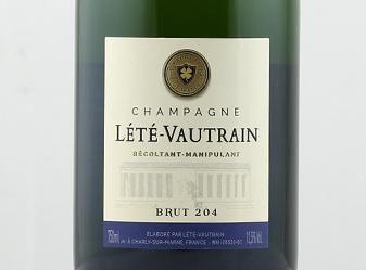 NV Lété Vautrain Brut 204
