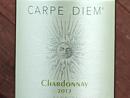 2012 Carpe Diem Chardonnay