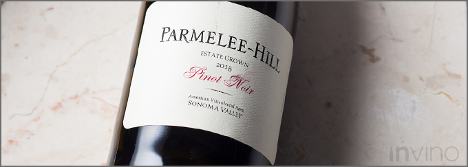 2015 Parmelee Hill Estate Pinot Noir