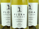 2011 Flora Springs Chardonnay TRIO