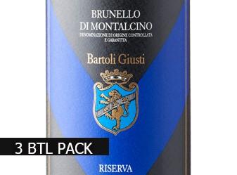 2012 Bartoli Giusti Riserva 3pk