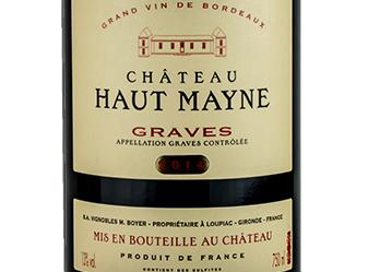2014 Château Haut-Mayne Rouge
