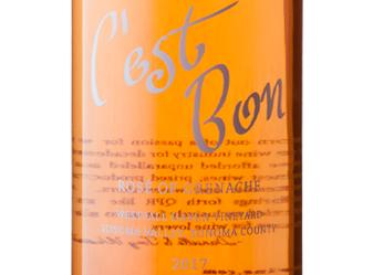 2017 C'est Bon Rosé ½ Case
