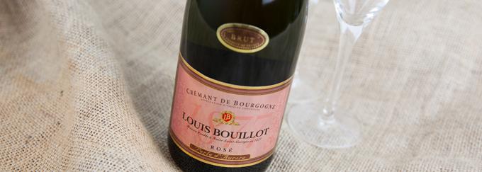 Louis Bouillot Rosé Brut Crémant