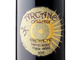 2015 Arcane Grenache