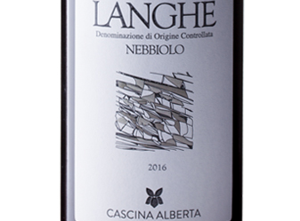 2016 Cascina Alberta Langhe Nebbiolo