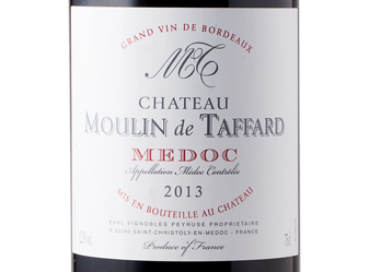 2013 Chateau Moulin de Taffard
