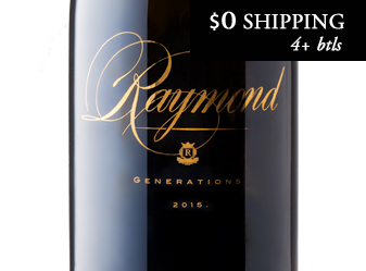 2015 Raymond Generations Chardonnay