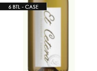 2017 Et Cetera Chardonnay 1/2 Case