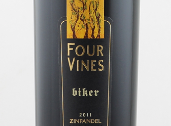 2011 Four Vines Biker Zinfandel