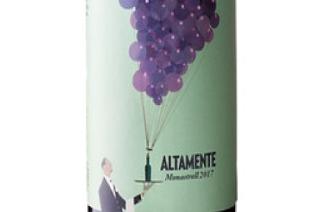 2017 Altamente Monastrell