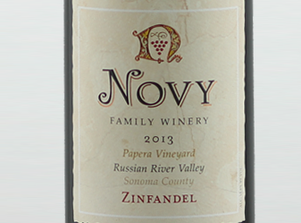 2013 Novy Zinfandel