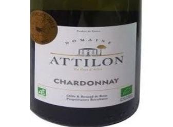 2017 Domaine Attilon Chardonnay
