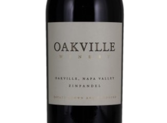 2017 Oakville Winery Zinfandel